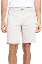 Tailor Vintage 'S Stretch Twill Walking Shorts Cloud