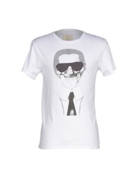 Gorgeous Topwear T Shirts Men White