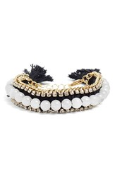 Women's Ettika Rhinestone And Bead Bracelet