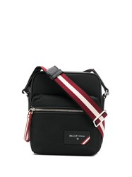 Bally Faara Messenger Bag Black