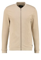 Only And Sons Onszip Bomber Jacket Crockery Beige