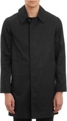 Aquascutum London Roadgate Raincoat Black