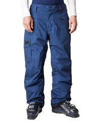 Helly Hansen Solid Five Pocket Waterproof Cargo Pants Evening Blue