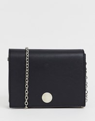 Pimkie Cross Body Bag With Chain Handle In Black