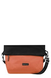 Sherpani Vale Reversible Crossbody Bag Coral Ember