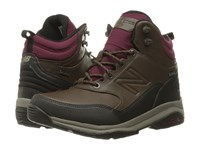 New Balance Ww1400v1 Dark Brown Women's Hiking Boots