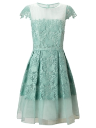 Ariella Raegan Prom Dress Green