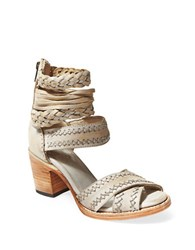 Freebird Axel Leather Sandals Ice