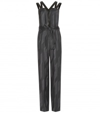 Each X Other Printed Jumpsuit Black