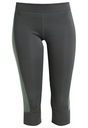 Adidas Performance Tights Utility Ivy Trace Green Grey