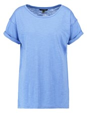 Banana Republic Basic Tshirt Patchwork Blue Royal Blue