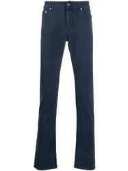 Jacob Cohen Straight Leg Denim Jeans 60