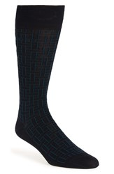 Boss Men's 'Rs Design' Socks Dark Blue
