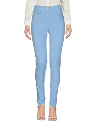 Daniela Dalla Valle Elisa Cavaletti Trousers Casual Trousers Sky Blue