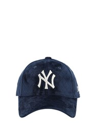 New Era Mlb Quilted 9Forty Techno Baseball Hat Blue
