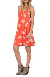 Volcom Women's Pine For Me Racerback Dress