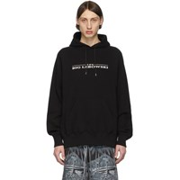 Sacai Black The Big Lebowski Hoodie