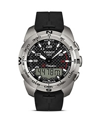 Tissot T Touch Expert Men's Black Gts Titanium Watch 43Mm No Color