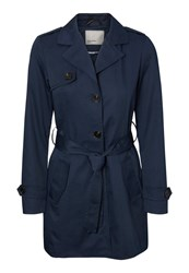 Vero Moda Trenchcoat Navy Blazer Dark Blue