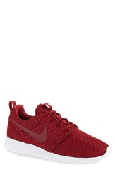 Nike Men's 'Roshe One Se' Sneaker Team Red Team Red White