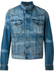 Just Cavalli Denim Jacket Blue