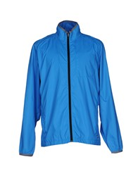 Aether Jackets Azure