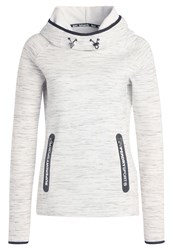 Superdry Sweatshirt Neon Nep Light Grey