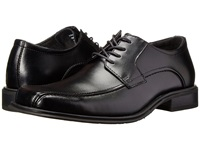 Bass Albany Black Full Grain Leather Men's Lace Up Bicycle Toe Shoes