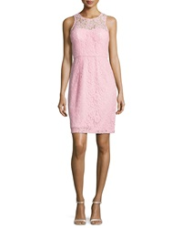 Donna Morgan Harlow Sleeveless Lace Cocktail Dress