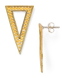 Anna Beck Triangle Drop Earrings