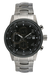 Tom Tailor Chronograph Watch Silber Silver