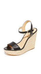 Michael Michael Kors Jill Wedges Black