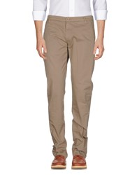 No Lab Casual Pants Beige