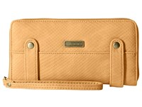 Roxy Interspection Wallet Cliff Brown Wallet