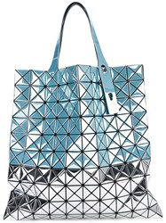 Issey Miyake Bao Bao Patterned Tote Bag Women Pvc One Size Metallic