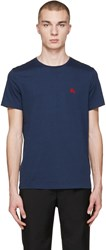Burberry Navy Tunworth T Shirt