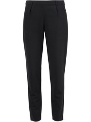 A.P.C. Tapered Trousers Black