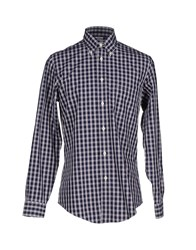 Brooks Brothers Shirts Shirts Men Dark Blue