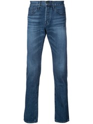 3X1 Selvedge Slim Fit Jeans Blue