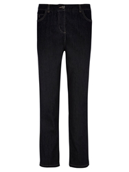 Viyella Dark Wash Regular Jeans Indigo