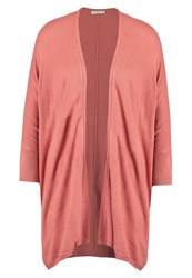 Jdycopa Cardigan Canyon Rose Light Red