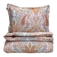 Gant Key West Paisley Duvet Cover Tender Peach Orange