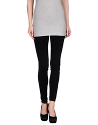 Kangra Cashmere Leggings Black