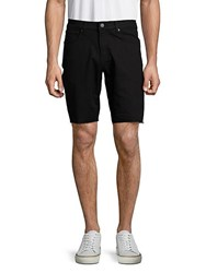 J Brand Tyler Cut Off Shorts Black