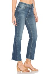 Paige Pieced Colette Crop Jean Kenya Distressed