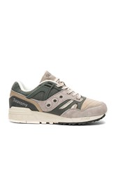 Saucony Grid Sd Quilted Olive