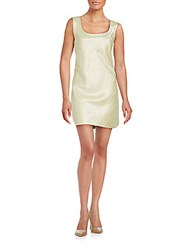 Lafayette 148 New York Sleek Cocktail Dress Moonstone
