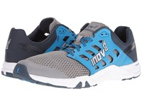 Inov 8 All Train 215 Grey Blue Navy Men's Shoes