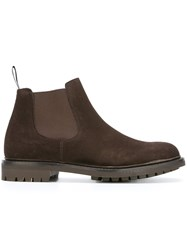 Church's 'Nunton' Boots Brown