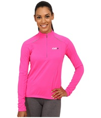 Louis Garneau Edge Ct Cycling Jersey Pink Glow Women's Workout